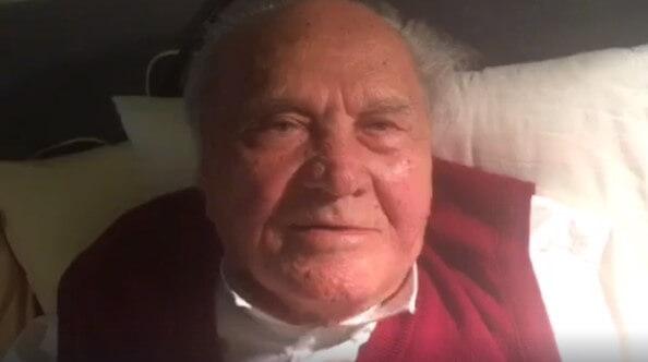 Joža Manolić neće samo voziti do stote, nego još nešto. Evo što nam je poručio za 99. rođendan!