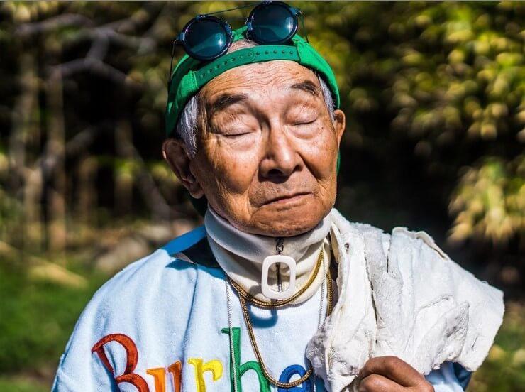 Ovaj 84-godišnji 'djedica' postao je modna zvijezda