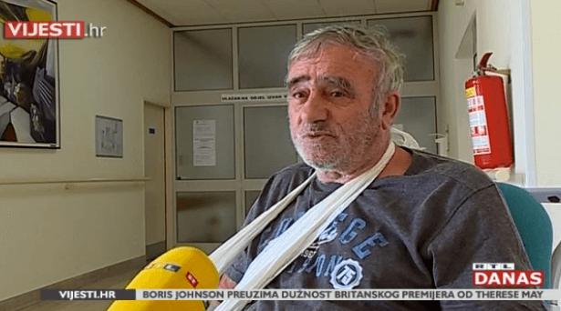 Podignuta optužnica: Produljenje pritvora za huligane koji su pretukli umirovljenika