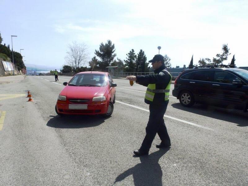 Nove kazne u prometu na djelu: 56-godišnjak s Krka kažnjen s 30 tisuća kuna