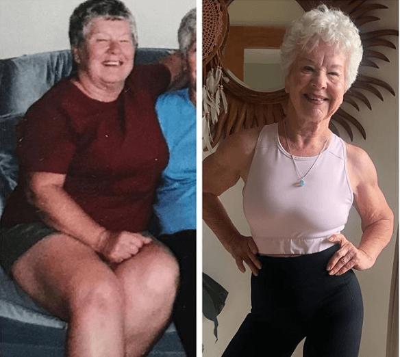 Baka u 73. godini uz vježbu i prehranu izgubila 25 kila, više ne pije ni lijekove