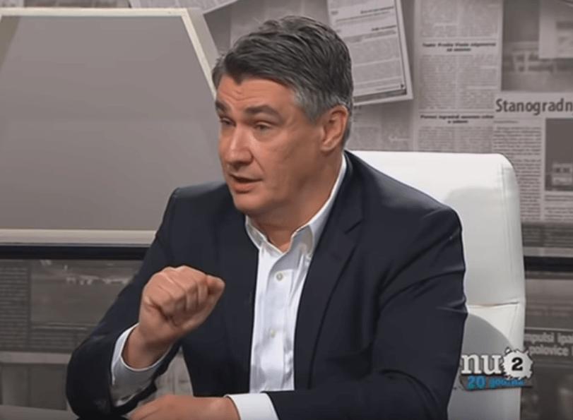 """Milanović o cijepljenju: """"Misli na sebe, ne na druge. Zaštiti sebe, dalje od toga ne možemo"""""""