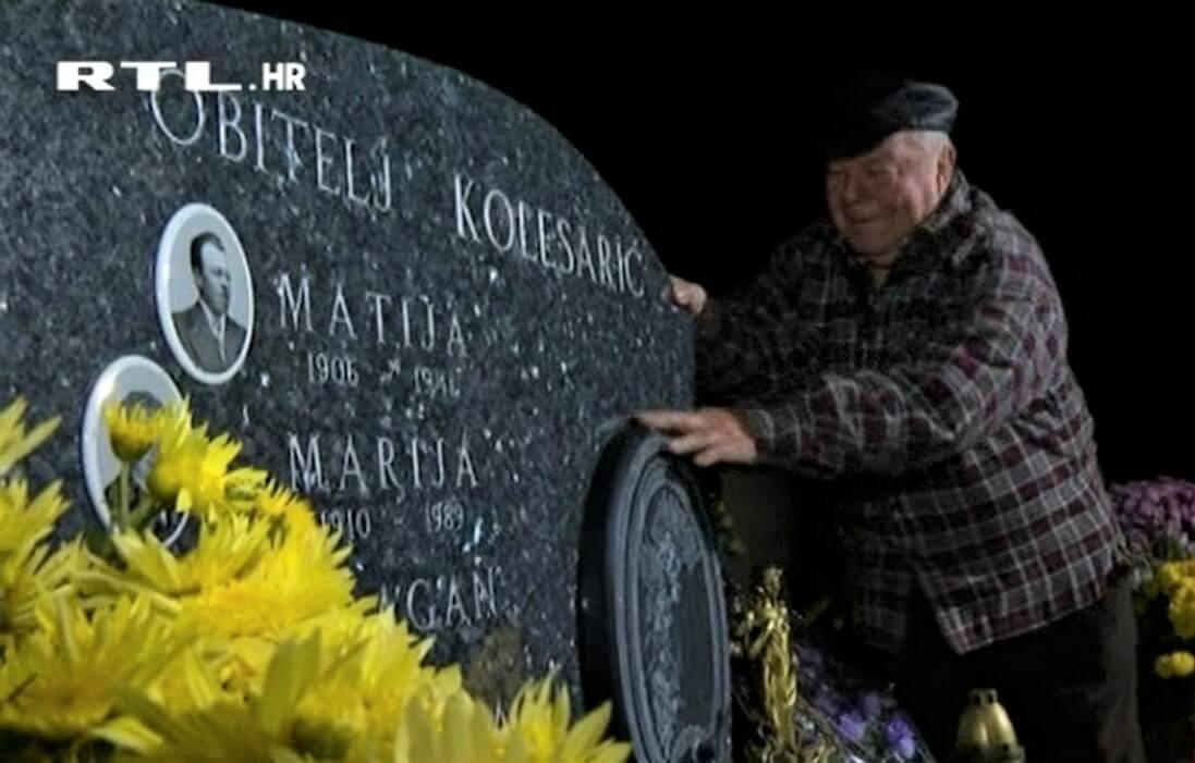 Veseli umirovljenik iz Podravine na nadgrobni spomenik stavio – bačvu