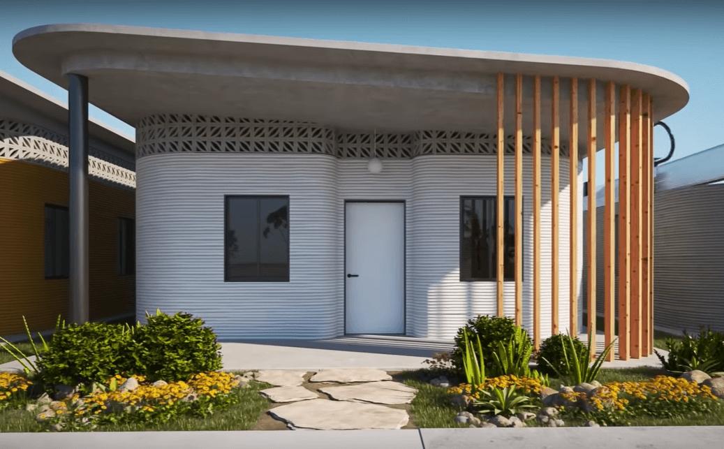 Izgrađeno prvo 3D naselje za siromašne: Hoće li u budućnosti ovako živjeti umirovljenici?