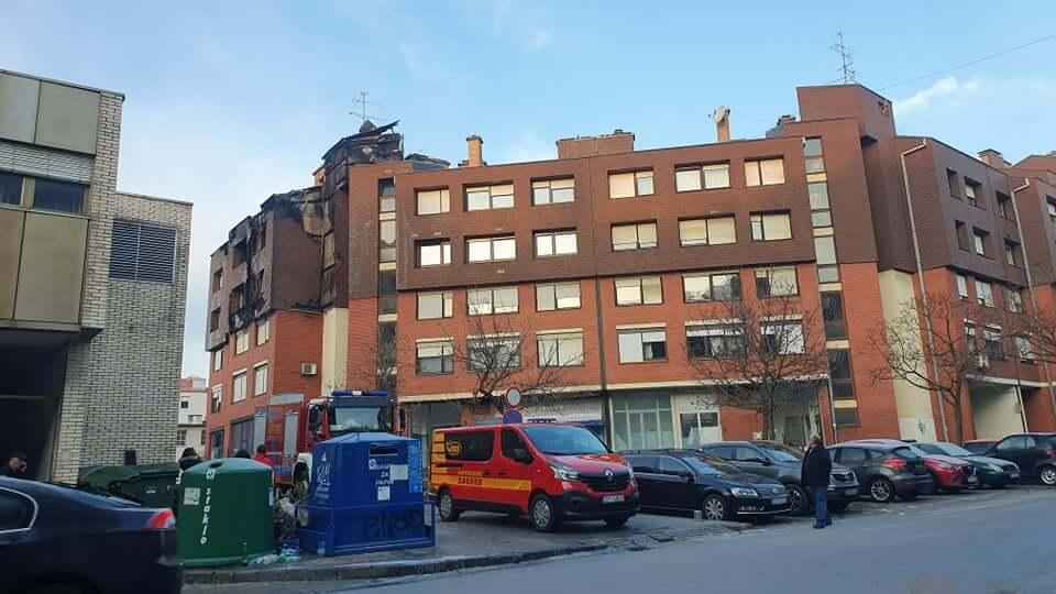 Požar na Kvatriću uzrokovala umirovljenica, ostavila je upaljenu svijeću i otišla iz stana