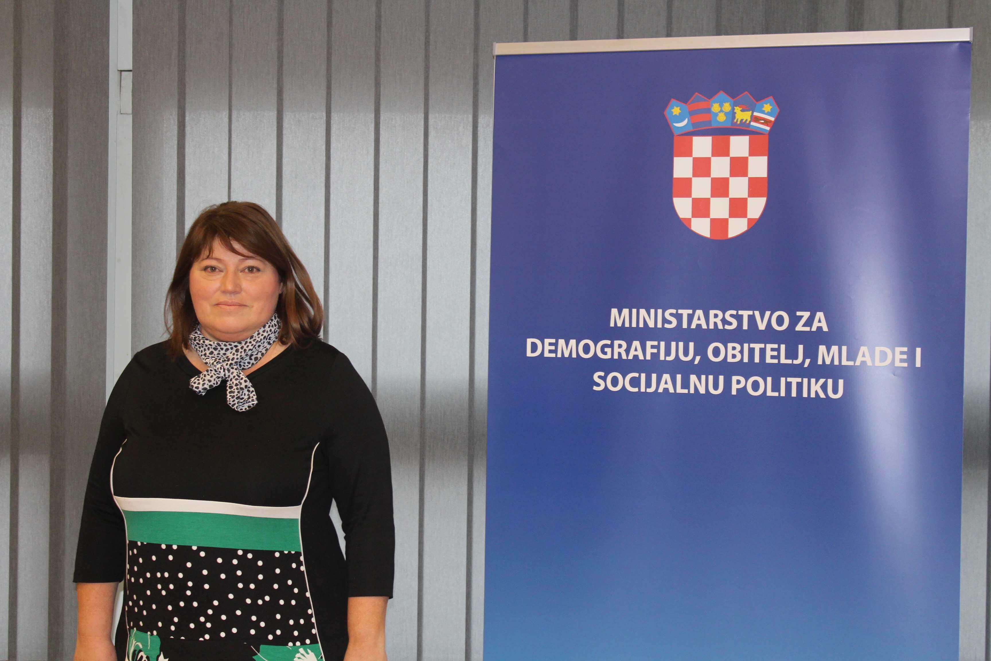 Glavna inspektorica socijalne skrbi otkriva kako devet inspektora nadzire cijelu Hrvatsku