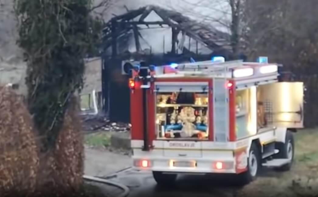 Požar u staračkom domu u Zagorju: Zasad je pronađeno šest tijela
