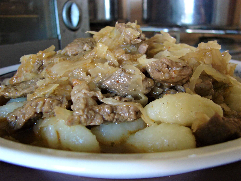 [BAKINA KUHINJA] Sekeli gulaš – slasni seljački ručak koji tjera viruse