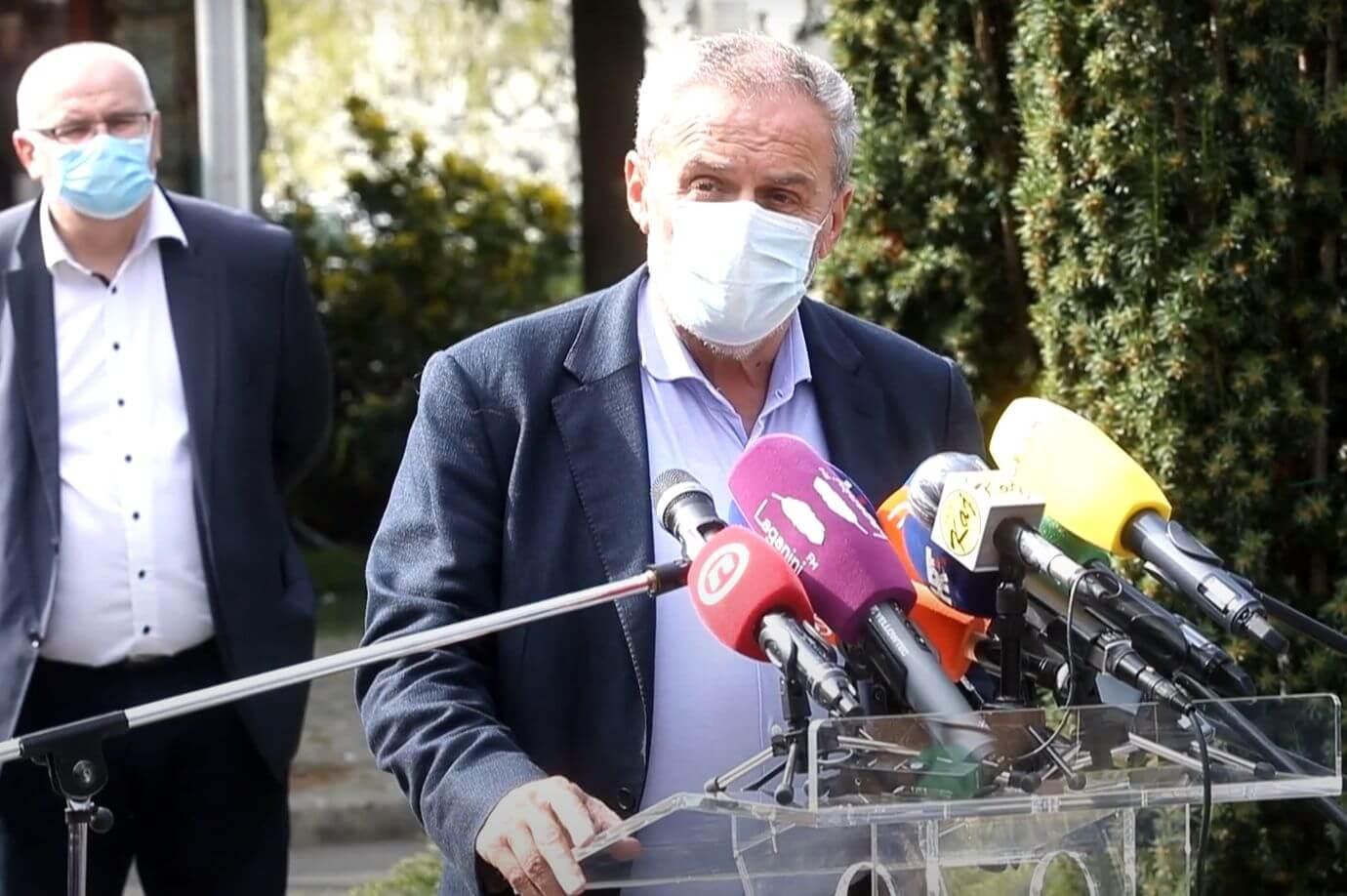 Virus je i u zagrebačkom domu za starije: Zaraženo je troje korisnika, 30 čeka rezultate testa