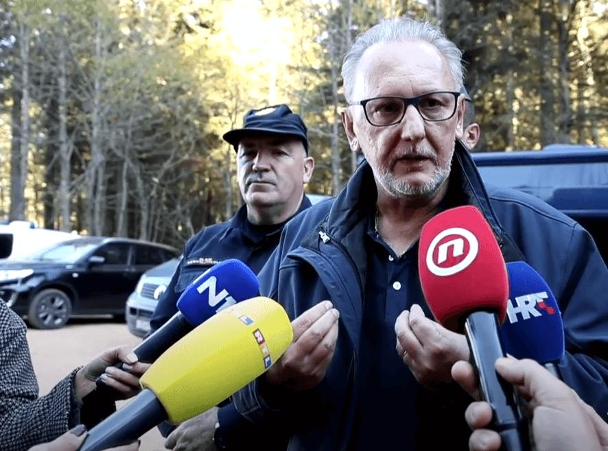 Božinović otkrio da razmatraju smanjiti broj konferencija za medije Stožera civilne zaštite