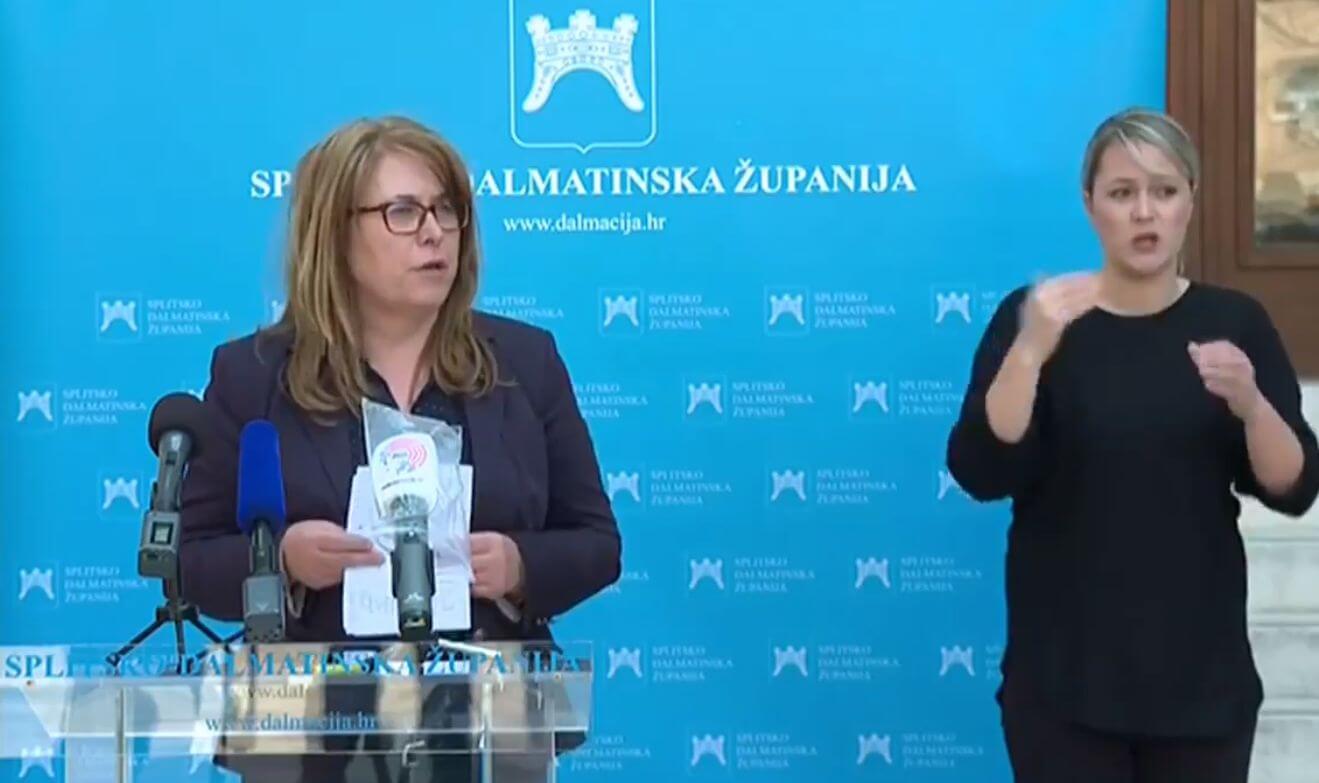 """Preminula jedna korisnica Doma za starije u Splitu: """"Nema smisla evakuirati dom"""""""