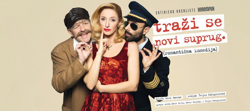 The Show Must Go On – Online predstave satiričkog kazališta Kerempuh nasmijat će vas do suza