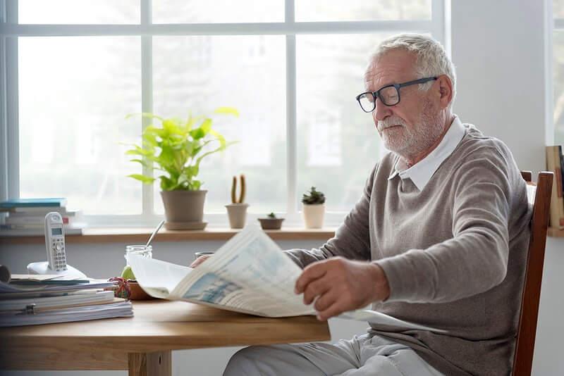 Kako se nositi s krizom? 87-godišnjak našao jednostavno rješenje!