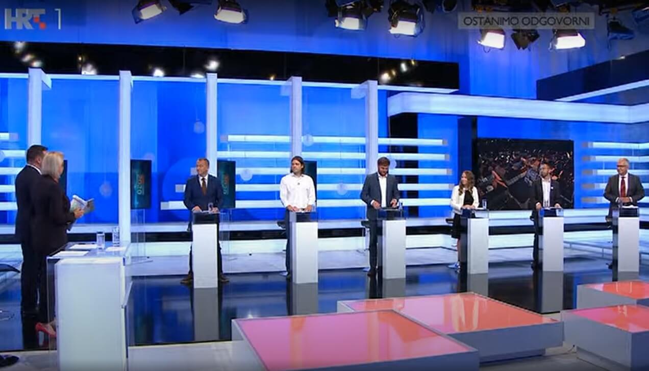 Predstavnici šest najjačih stranka na sučeljavanju otkrili što planiraju napraviti s mirovinama