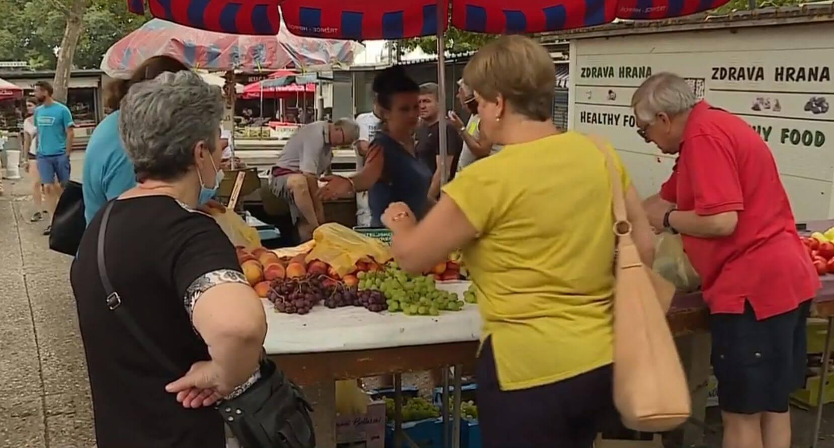 """Umirovljenici o ljetnoj prehrani: """"Jedemo sve najjeftinije, meso si malo možemo dozvoliti"""""""