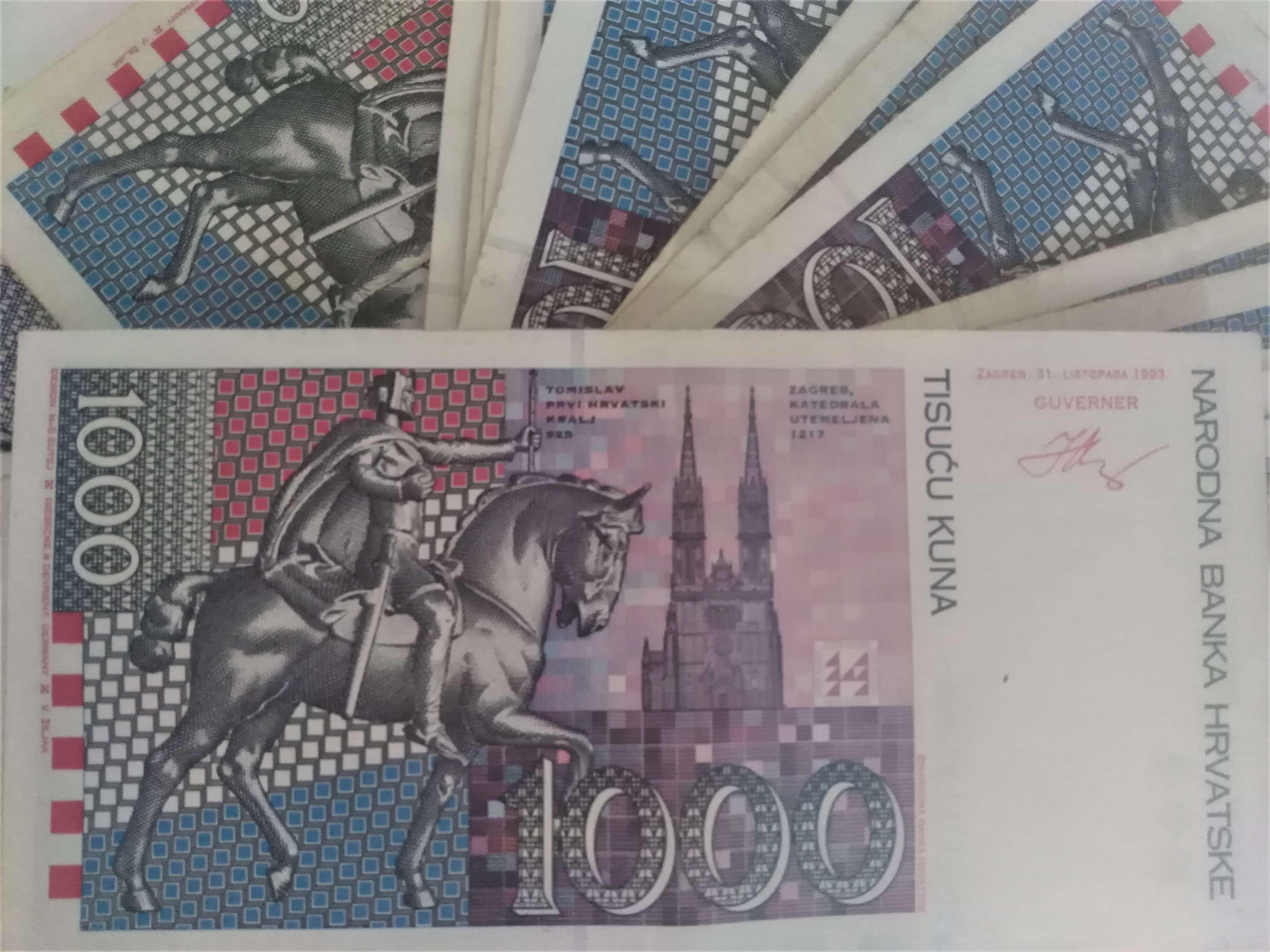 Umirovljenicima u krizi već dali do 1.000 kuna, a sada to čine opet!