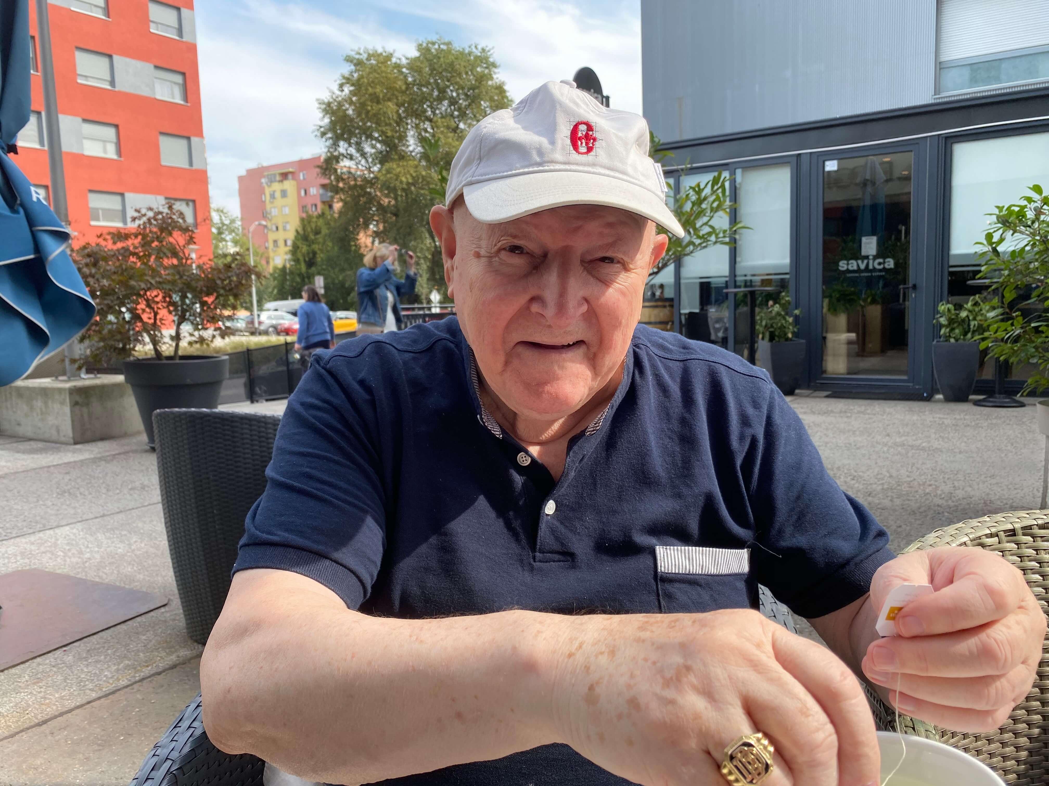 Drago Diklić (82): Među rijetkim sam sretnicima koji si od mirovine mogu dosta priuštiti