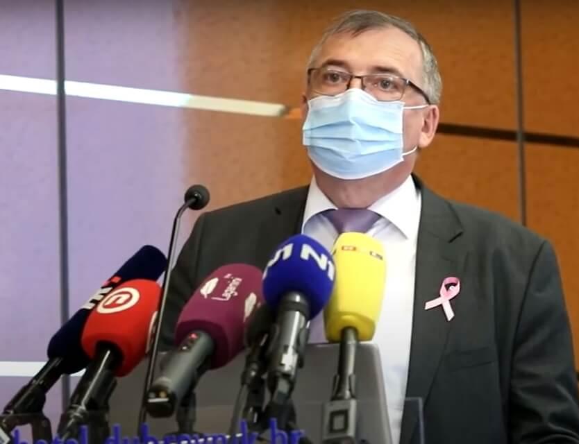 Više od 3.000 novih, preminule 43 osobe: Beroš otkrio kolika je ispunjenost kapaciteta u glavnim bolnicama