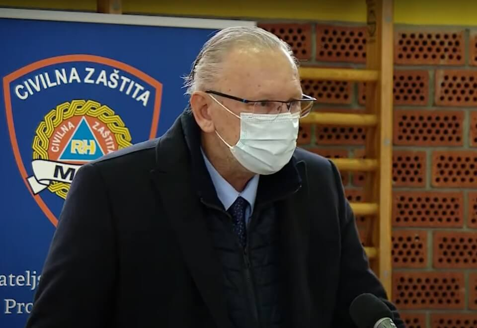 Danas 4080 novih slučajeva, Božinović rekao da će se brzo uvesti kazne za nepridržavanje mjera