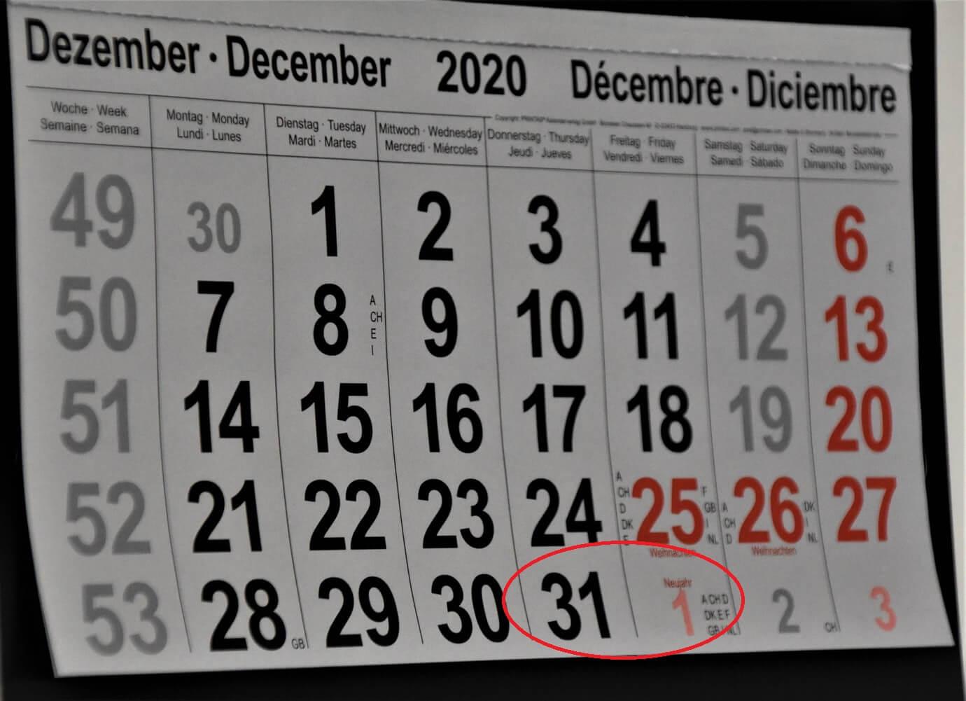 Vječna dilema: Kad je bolje otići u mirovinu, zadnjeg ili prvog dana u godini?
