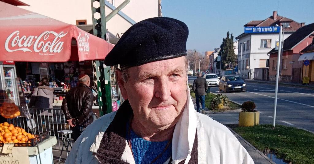 """Umirovljenik Zlatko (72) policiji predao novac koji je našao: """"Netko se namučio da to zaradi"""""""