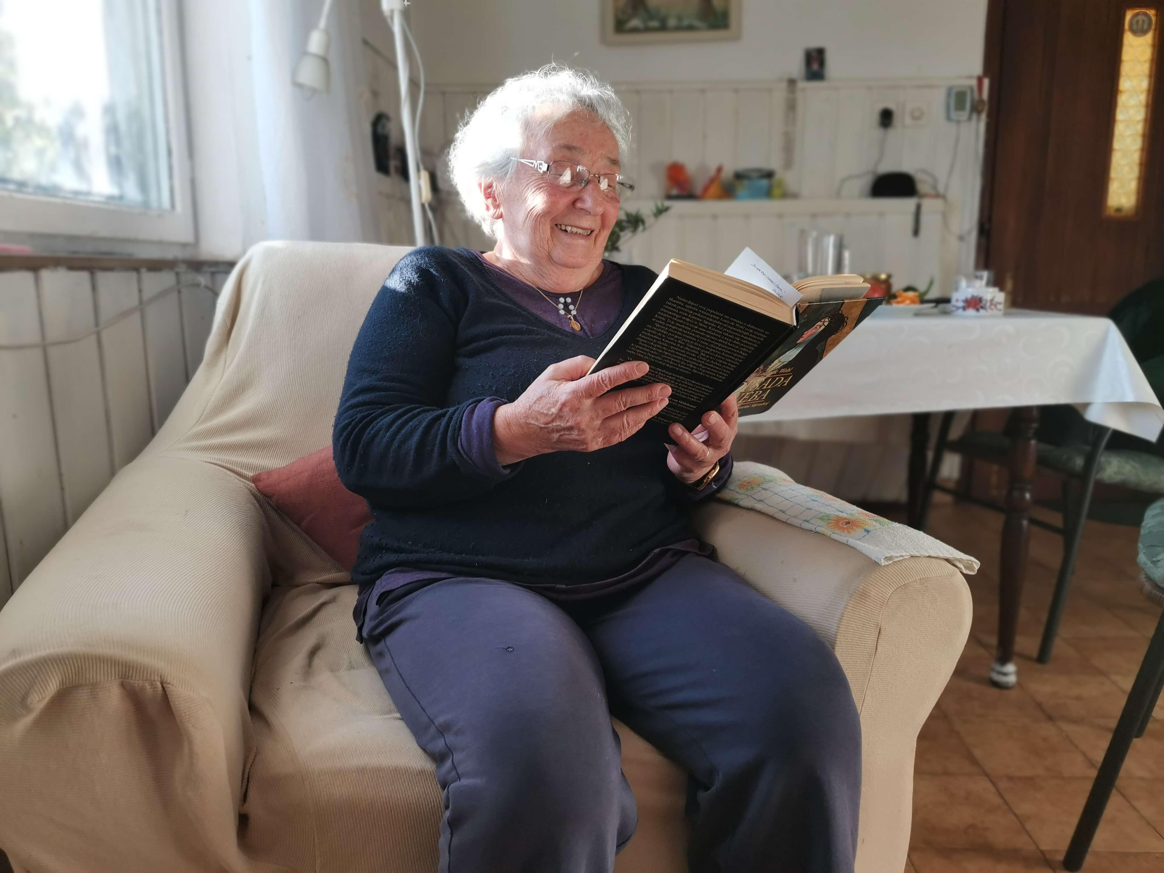 """Profesorica Jasna (82): """"U mirovini nemam vremena, jer nisam više brza kao nekada"""""""