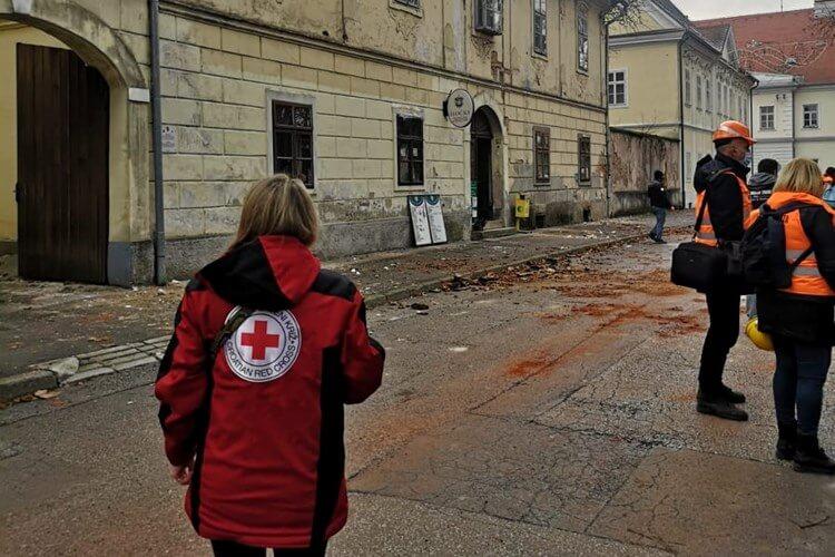 Crveni križ objavio upute za donacije pogođenima potresom