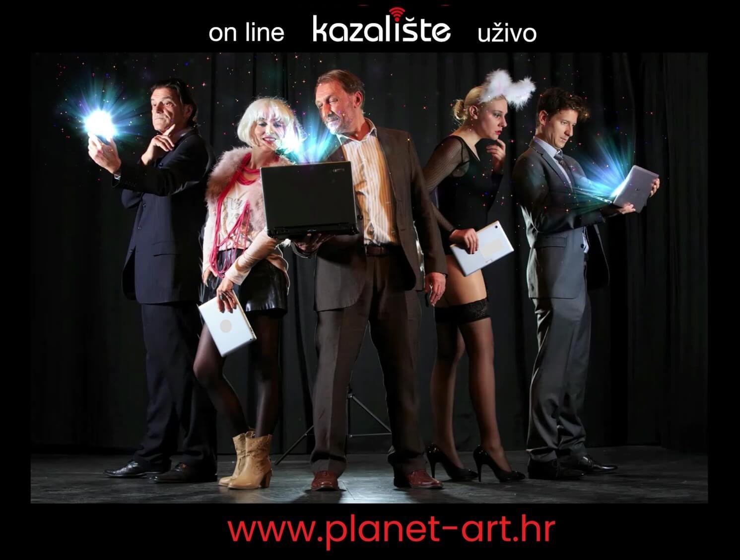 U koroni se i kazališta sele na internet: Evo kako uživo gledati predstave