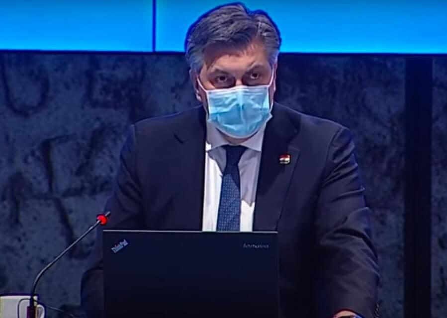 """Plenković otkrio koje mjere popuštaju od ponedjeljka: """"Cilj je prebroditi zimske mjesece sa što manje posljedica"""""""