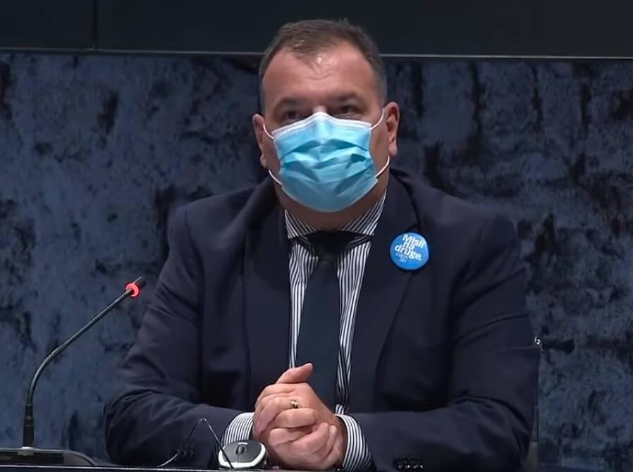 """U Primorsko-goranskoj neće cijepiti starije s AstraZenecom. Beroš: """"To nije sukladno našem promišljanju"""""""