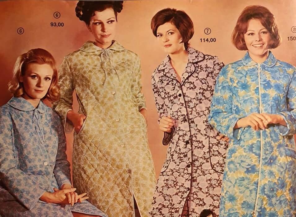 """Pidžame iz Naminog kataloga s kraja 60-ih vraćaju nas u neka """"luksuznija"""" vremena"""