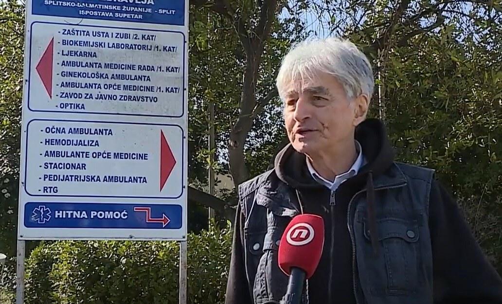 """Umirovljenik donirao 100 tisuća kuna odjelu za hemodijalizu: """"Meni ne treba"""""""