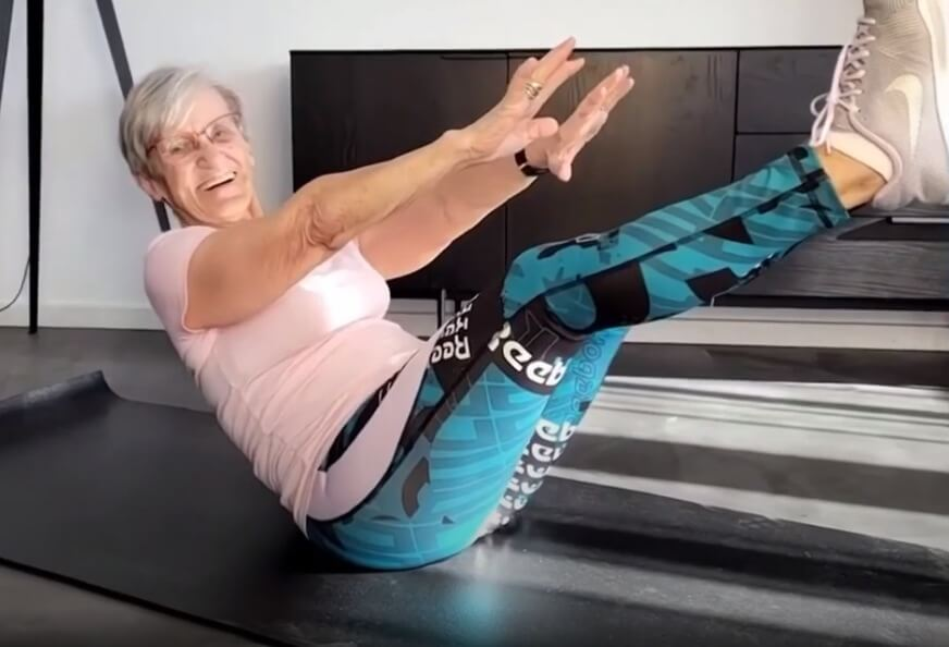 """Njemačka umirovljenica (81) osvaja TikTok: """"Nemojte se duriti, pokrenite se i napravite nešto!"""""""