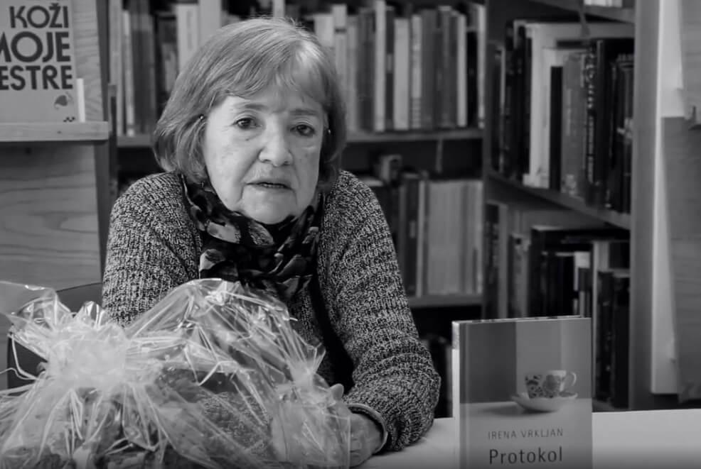 U 91. godini života preminula književnica Irena Vrkljan