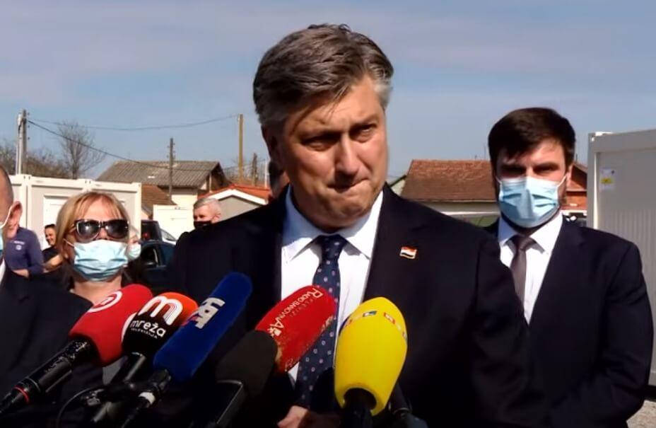 """Plenković brutalno naljutio umirovljenike izjavom o talogu: """"Ovo je za ostavku!"""""""