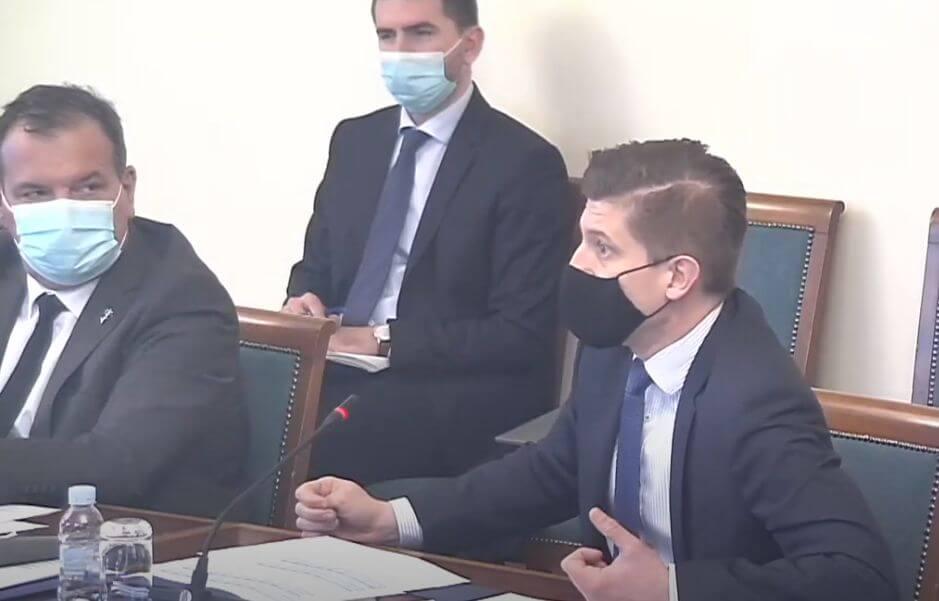 """Marić nije znao da su upaljene kamere: """"Mirovinski sustav ima ogroman deficit, a zdravstveni ide u tom smjeru"""""""