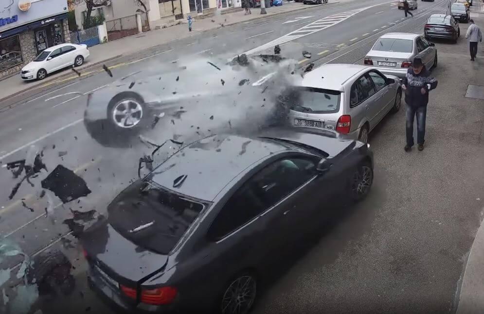 [VIDEO] Izašli detalji stravične prometne u Dubravi, skrivio ju je stariji vozač