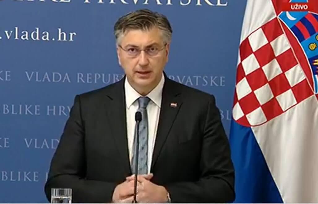 Plenković otkrio detalje suradnje s Hreljom: Veće obiteljske mirovine od 1. siječnja 2023.!