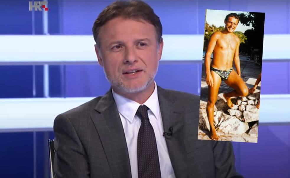 Predsjednik Sabora objavio fotku u kupaćim gaćama kako bi Milanoviću pokazao da ima mišiće