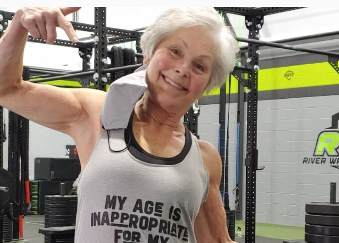 """Baka (71) prvakinja u dizanju utega: """"Osjećam se bolje nego sa 40 godina!"""