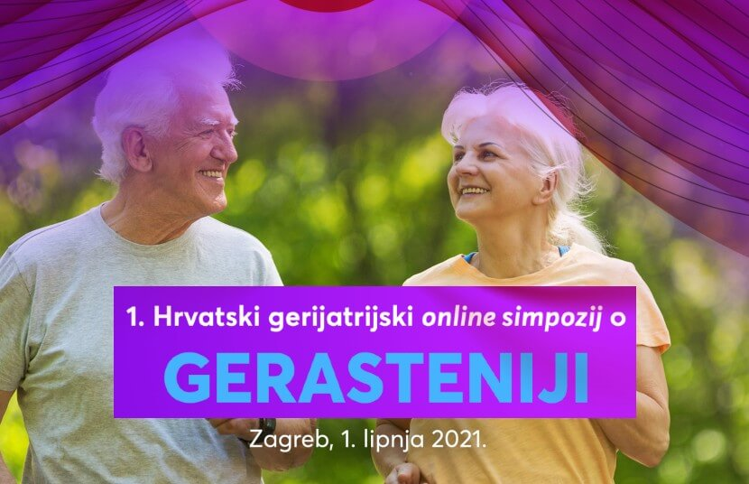 Idućeg tjedna održava se 1. Hrvatski gerijatrijski simpozij o gerasteniji, možete ga pratiti online