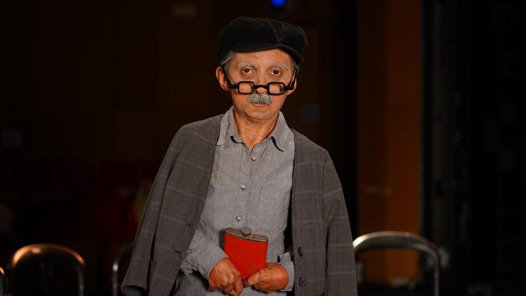 Umirovljenici, neobičan performans za vas održava 94-godišnji Pero Kavgić