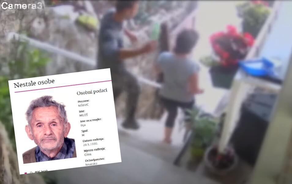 Manijaka koji u Splitu napadao žene povezivalo se s nestankom njegovog djeda: Tijelo nikada nije pronađeno