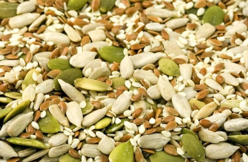 Ovih pet vrsta sjemenki izuzetno su zdrave za svaki, a posebno stariji organizam