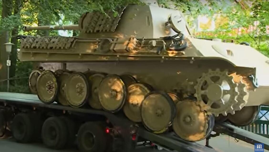 Umirovljenik kažnjen sa 1,9 milijuna kuna zbog tenka kojeg je čuvao u podrumu