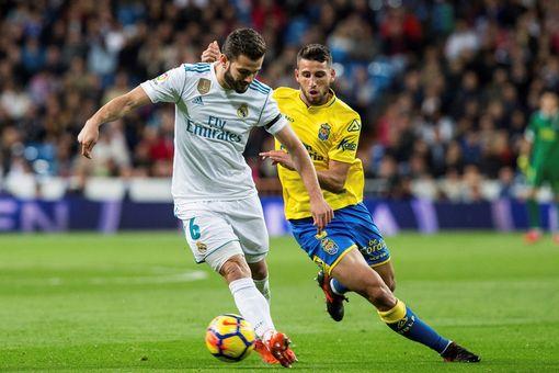Real Madrid's Nacho