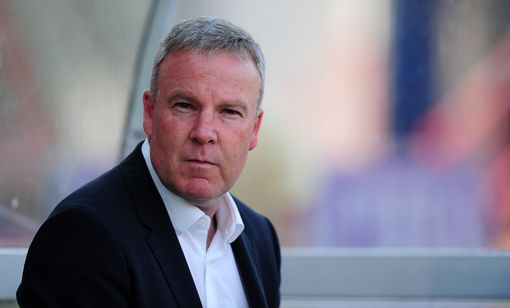 CHELTENHAM, ENGLAND - JULY 11: Kenny Jackett, Manager of Wolverhampton Wanderers looks on during the Pre-Season Friendly match between Cheltenham Town and Wolverhampton Wanderers at The Abbey Business Stadium on July 11, 2014 in Cheltenham, England. (Photo by Dan Mullan/Getty Images)