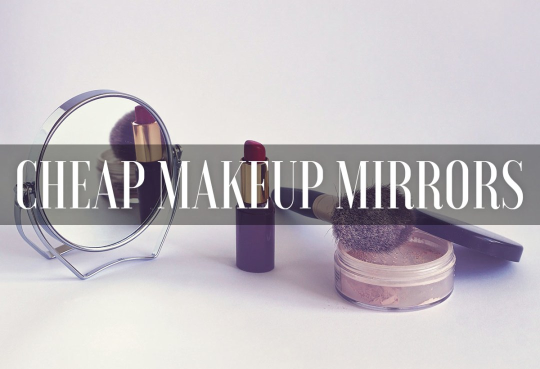 Cheap Makeup Mirror With Lights