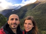 Another scenic selfie, Haast Pass, South Island