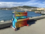 Wellington waterfront, North Island